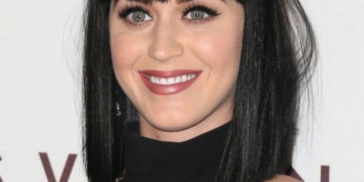 Katy Perry cambió su look para la revista