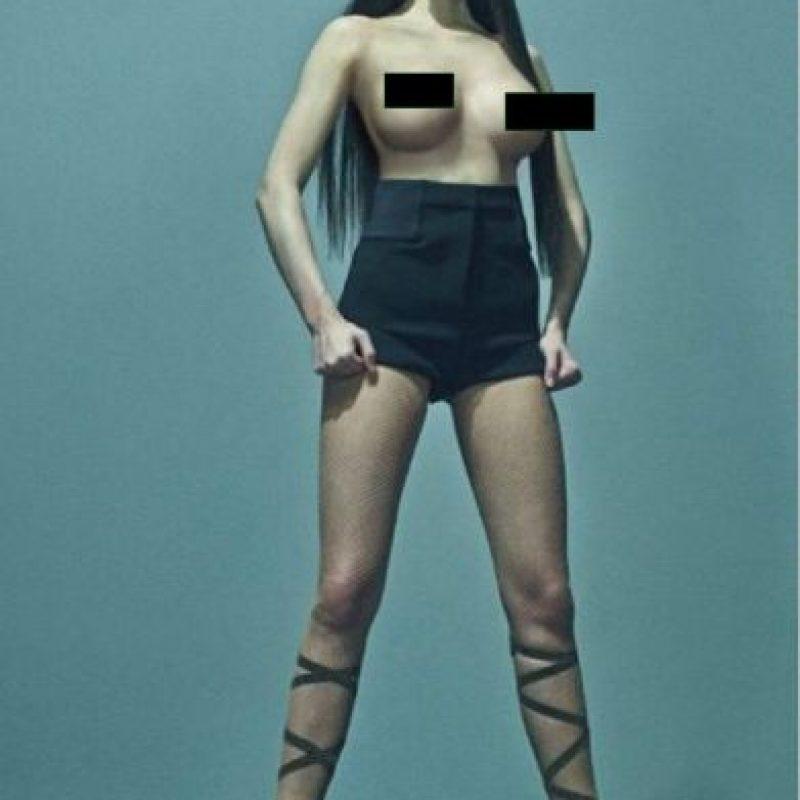 Kendall Jenner con un aumento de busto Foto:vía instagram.com/kendalljenner