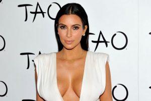 Tras darse cuenta de su error, Kim agradeció el gesto de la firma italiana. Foto:Getty Images