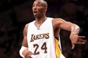 11. Kobe Bryant @kobebryant (Baloncesto/Estados Unidos): 42 mil 298 dólares por tuit. Foto:Getty Images
