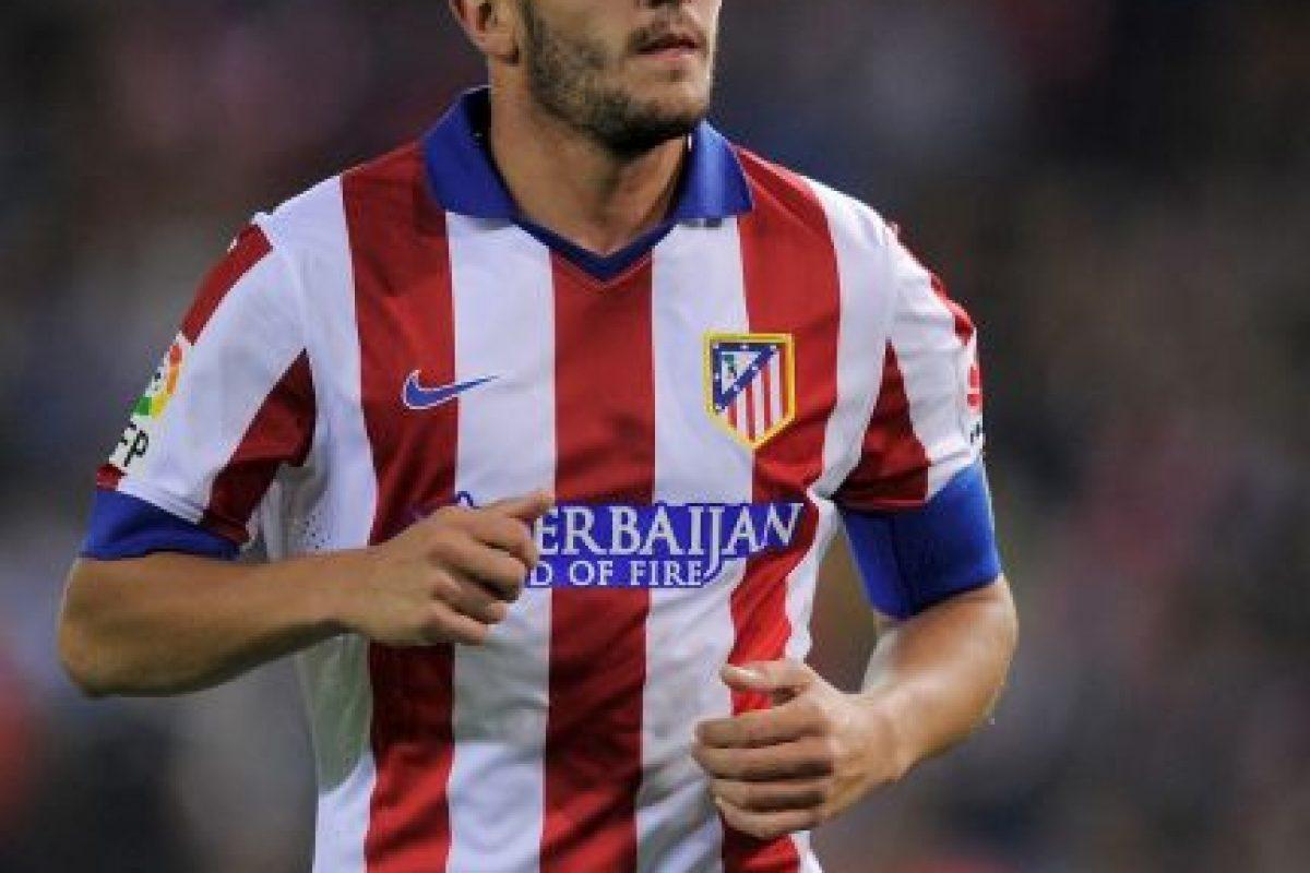 Koke (Atlético de Madrid) Foto:Getty Images