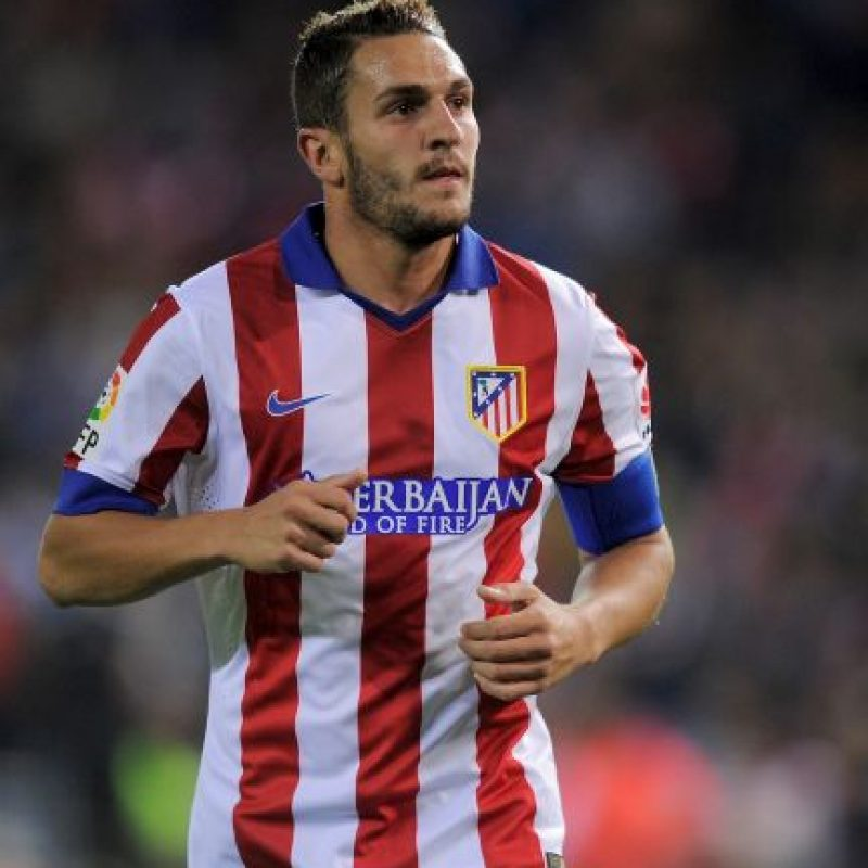 Koke (Atlético de Madrid) Foto: Getty Images
