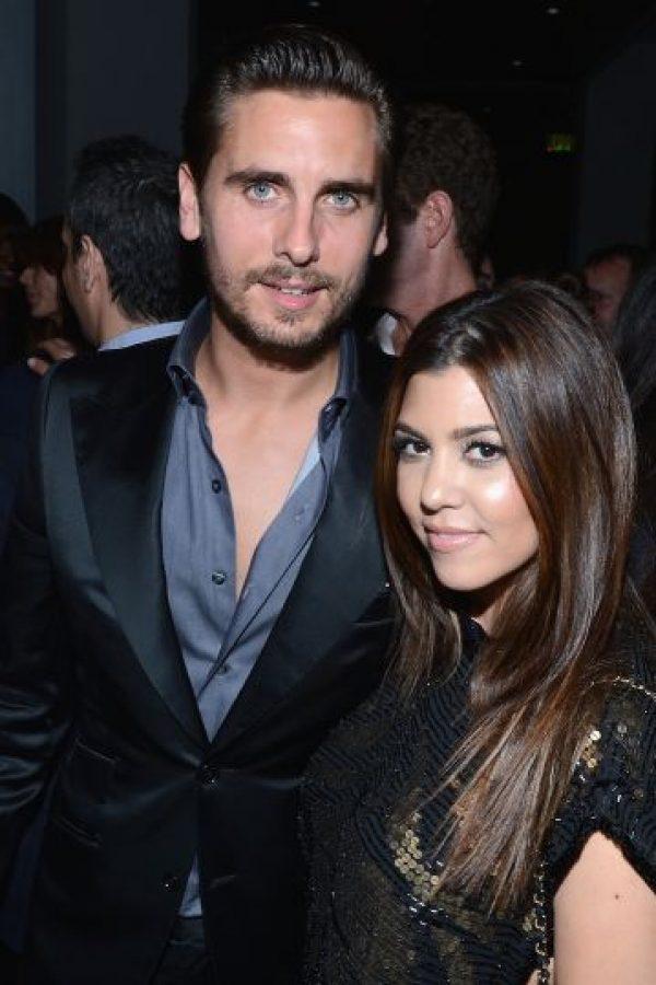 Scott Disick, esposo de Kourtney, planea festejar a su suegra en un club de Las Vegas Foto:Getty Images