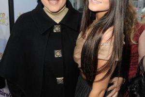 Kris en compañía de su hija Kylie Jenner Foto:Getty Images