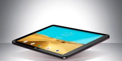 Así será el nuevo modelo de tablet de LG Foto:LG