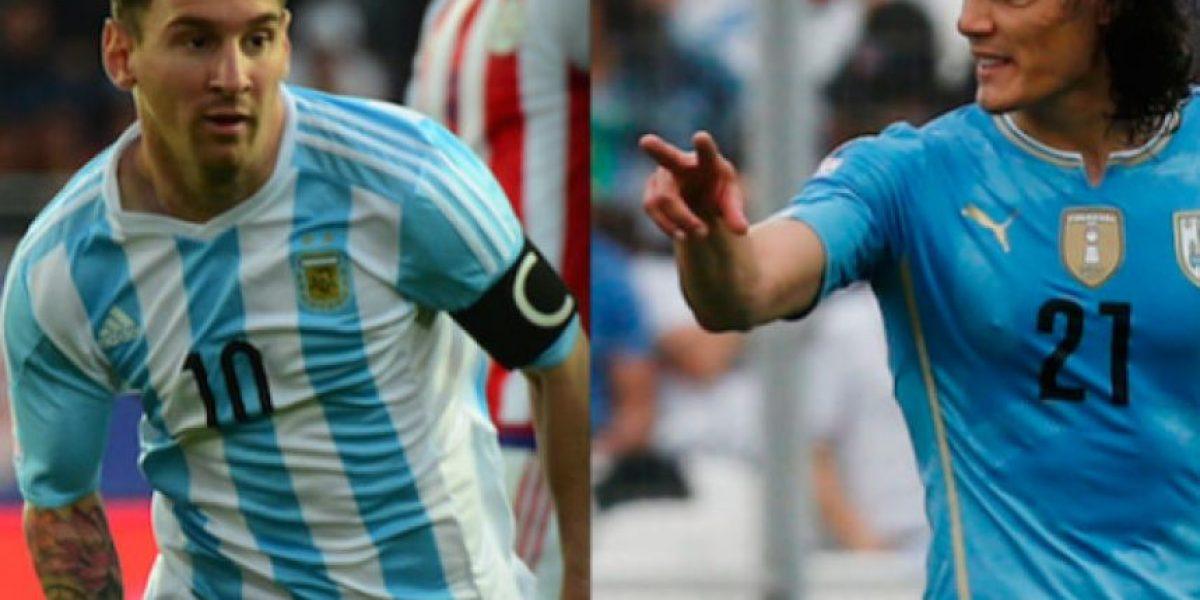 EN VIVO Copa América: Argentina vs. Uruguay, se miden los dos más ganadores