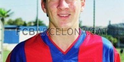 FOTOS: La evolución de los looks de Lionel Messi a través de los años