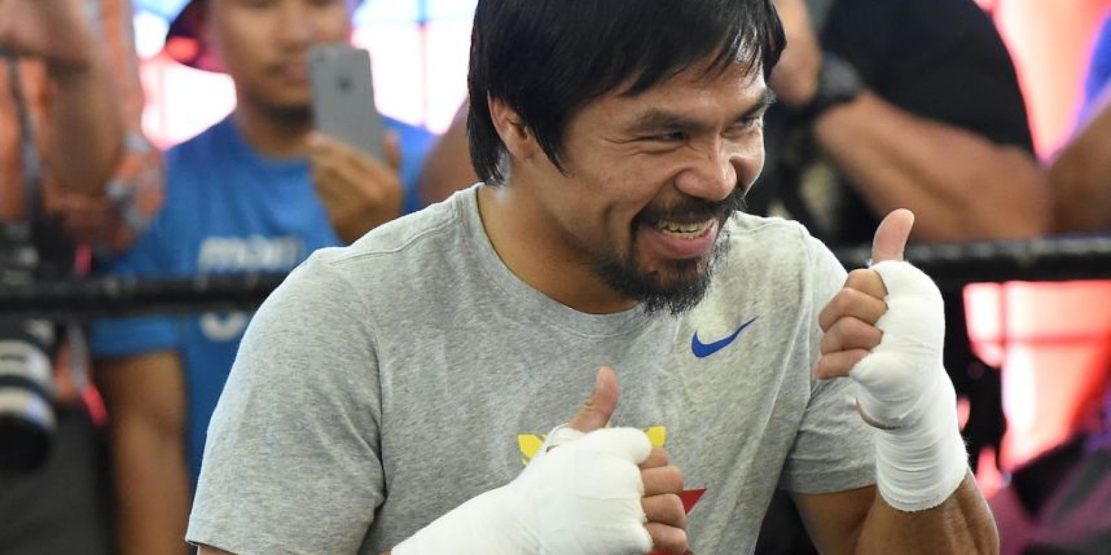 2. Manny Pacquiao Foto: Getty Images