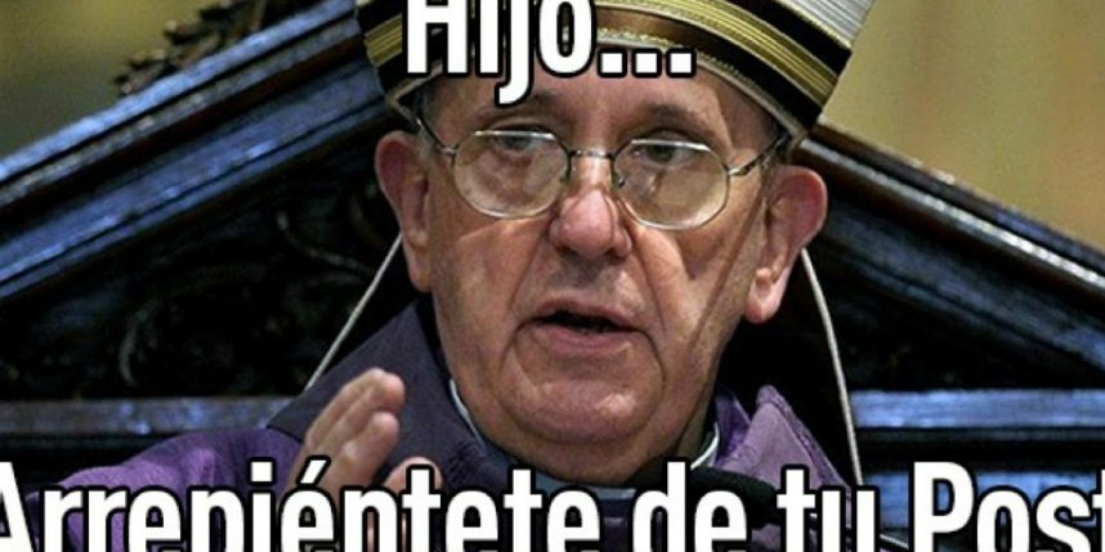 El Papa Francisco Foto:Twitter-Archivo