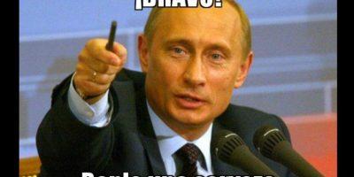 Vladimir Putin, presidente de Rusia Foto:Twitter-Archivo