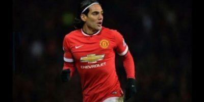 Las burlas a Radamel Falcao por su titularidad con el Manchester United
