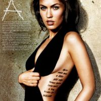 Megan Fox Foto:Men's Style Magazine
