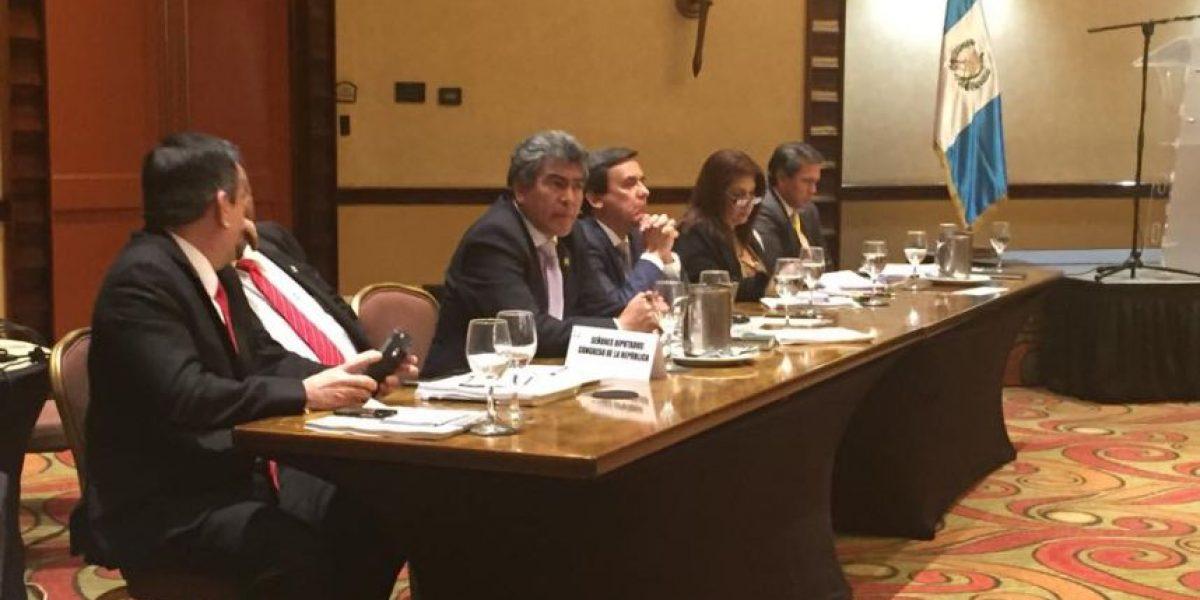 Definen proceso para discutir reformas a Ley Electoral y de Partidos Políticos