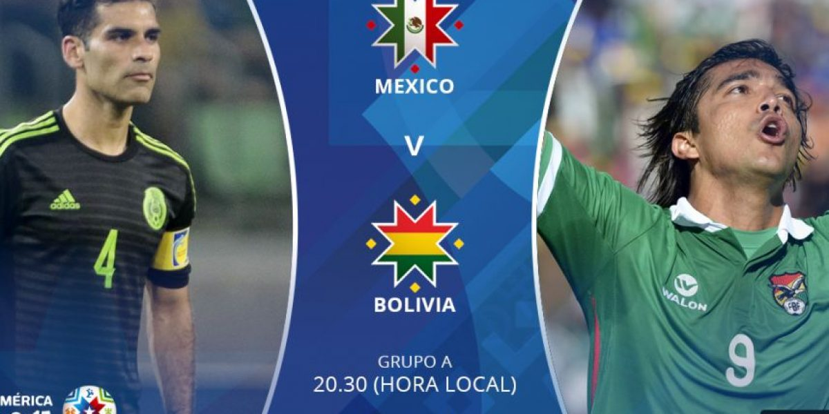 Bolivia, el gran verdugo de México en la Copa América