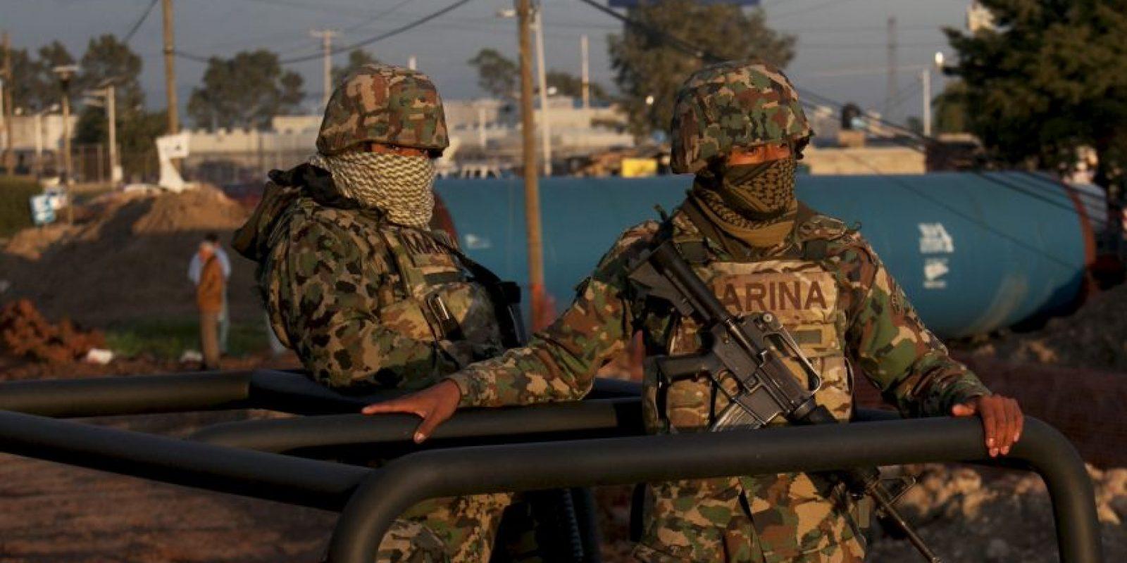 """Servando Gómez Martínez """"La Tuta"""", exlíder de los Caballeros Templarios Foto:AP"""