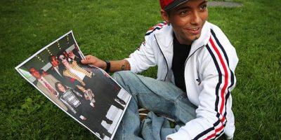 Prince Michael Malachi Jet Jackson Foto:Agencias