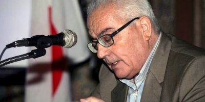 Khaled al-Asaad dedicó la mayor parte de su vida al cuidado de las ruinas de Palmira. Foto:AP