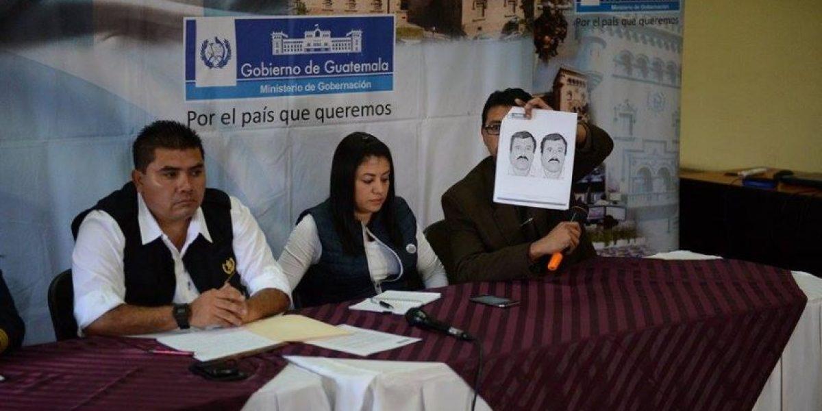 Guatemala ofrece apoyo para recapturar a