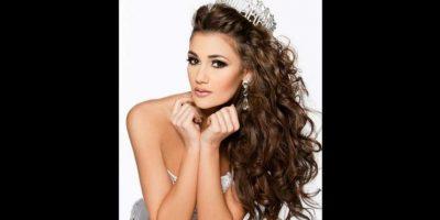 Candice Marie Bennatt – Miss Louisiana. Tiene 26 años y sus padres son de Puerto Rico Foto:Vía missuniverse.com