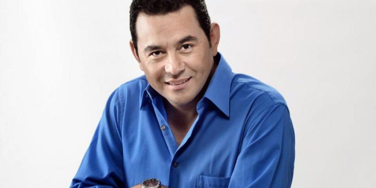 ¿Jimmy Morales renuncia a su candidatura?