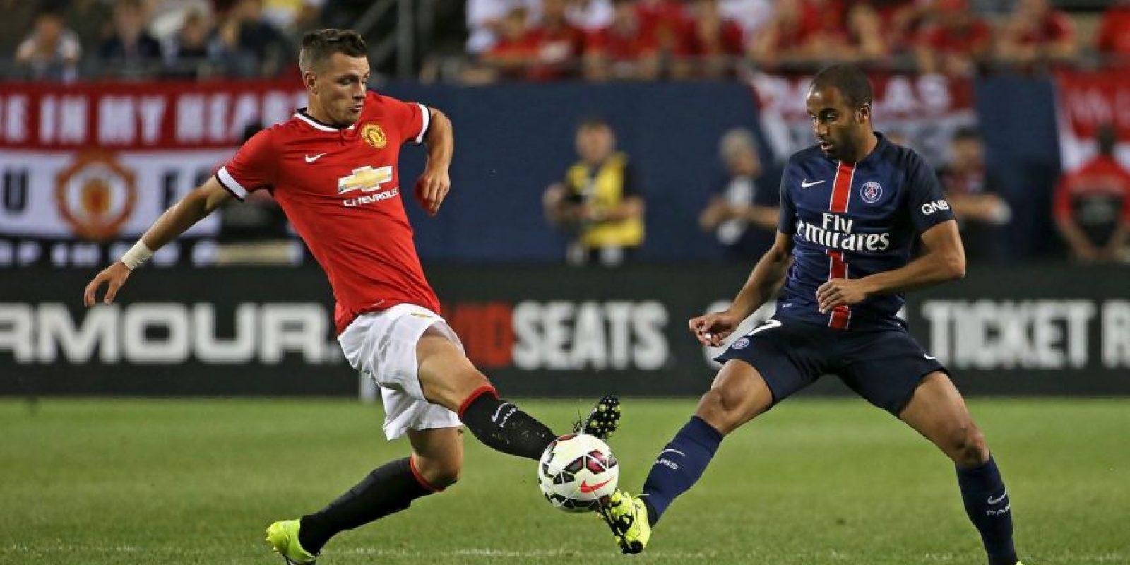 Manchester United tuvo que pagar 35 millones de euros al Southampton para obtener al mediocampista francés Foto:Getty Images