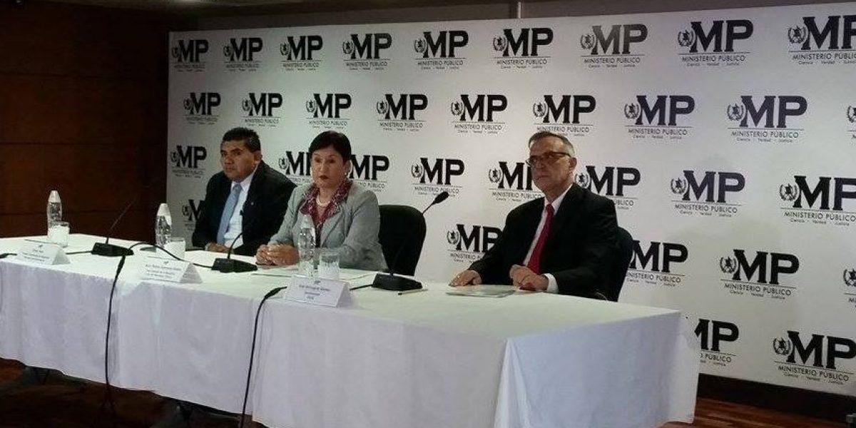La CICIG y el MP señalan a Hichos de fraude en IGSS