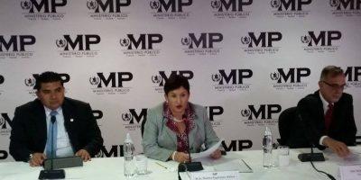 MP y CICIG exponen a Baudilio Hichos en caso de corrupción