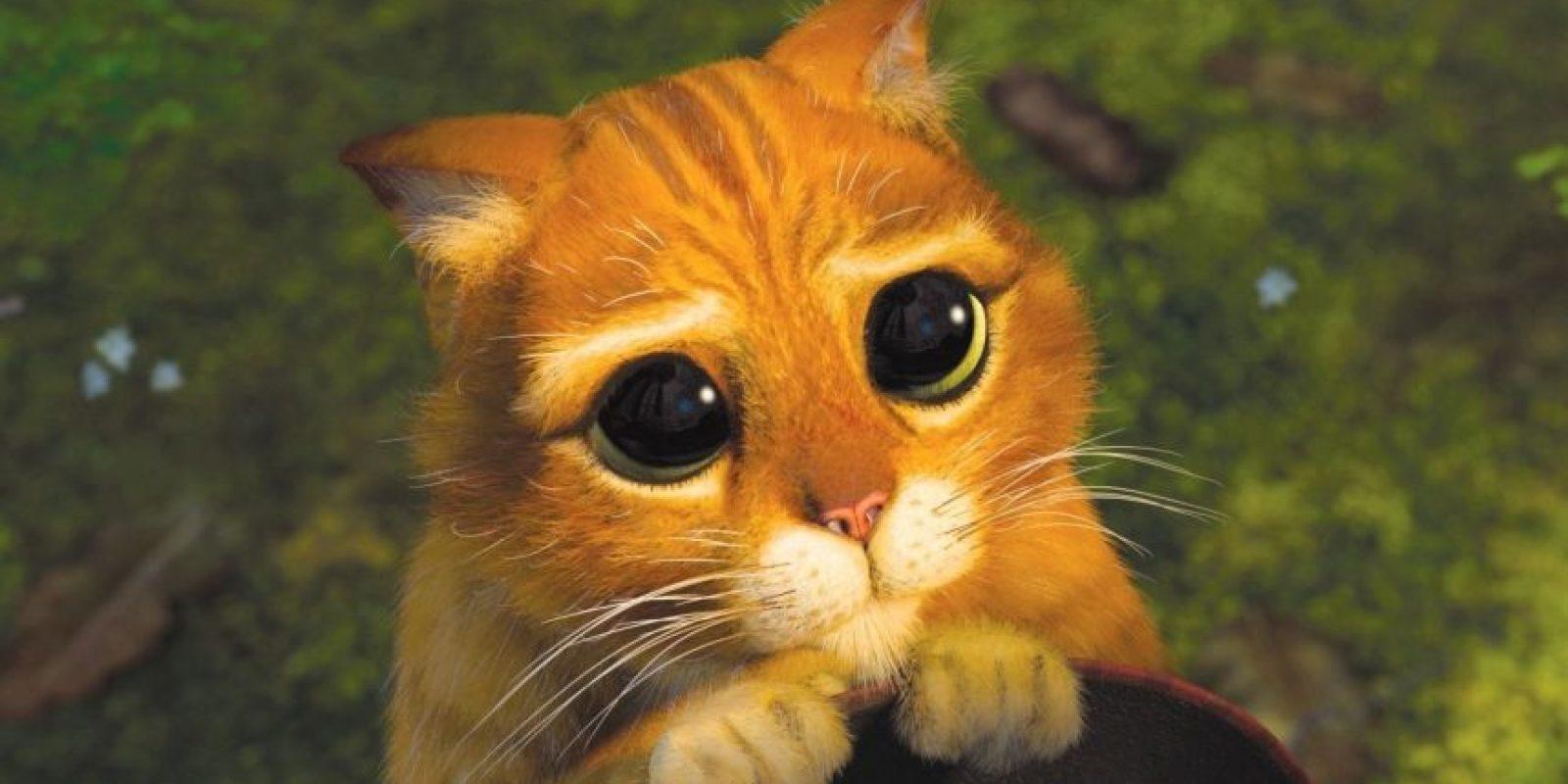 """Y a veces resultan todos unos """"gatitos"""". Foto:vía Dreamworks"""