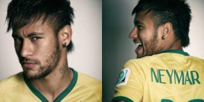 """Neymar es uno de los futbolistas que traen la magia en sus botines, por ello, son capaces de crear """"jugadas de fantasía"""". Foto:Getty Images"""