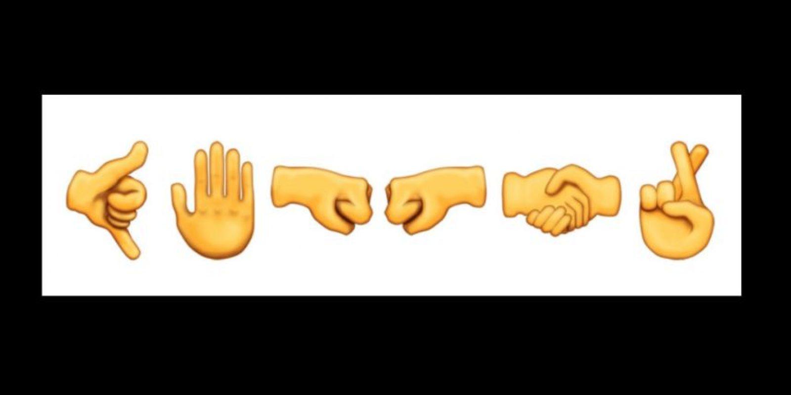 Nuevos saludos Foto:Emojipedia