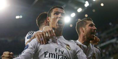 """""""CR7"""" retuvo en enero el Balón de Oro y ahora el título del futbolista mejor pagado gracias a sus ingresos de 80 millones de dólares. Foto:Getty Images"""