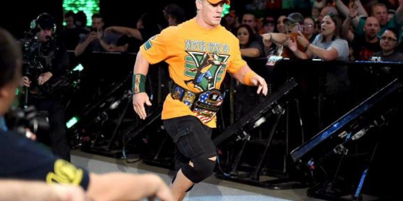 10. Un boleto en la primera fila vale cuatro mil 937 dólares Foto:WWE