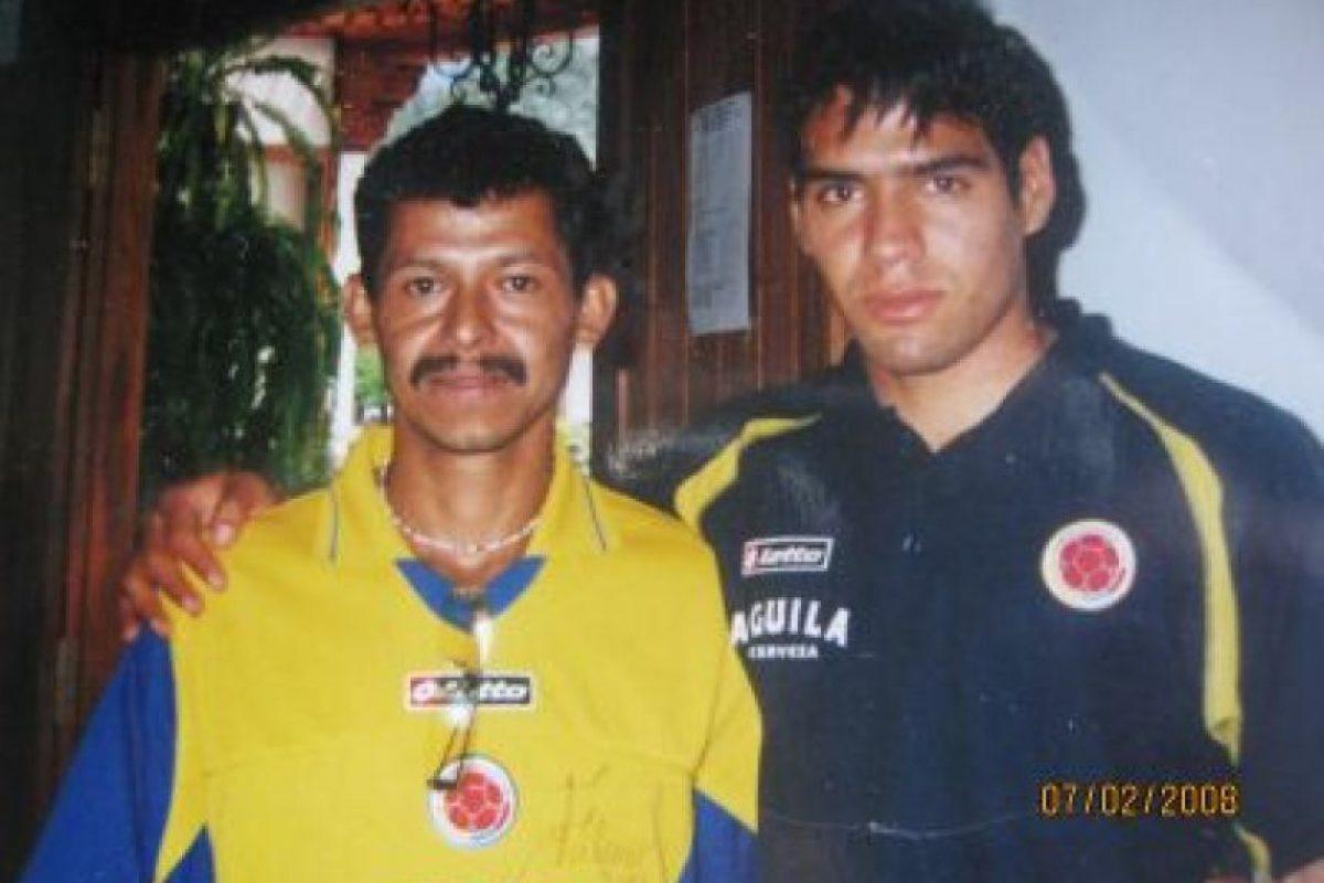 En 2001 y con 15 años de edad, llegó a River Plate por 500 mil dólares y se unió al equipo juvenil. Foto:rivermillonarios.com