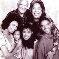 Redd Foxx en The Royal Family Foto: Agencias