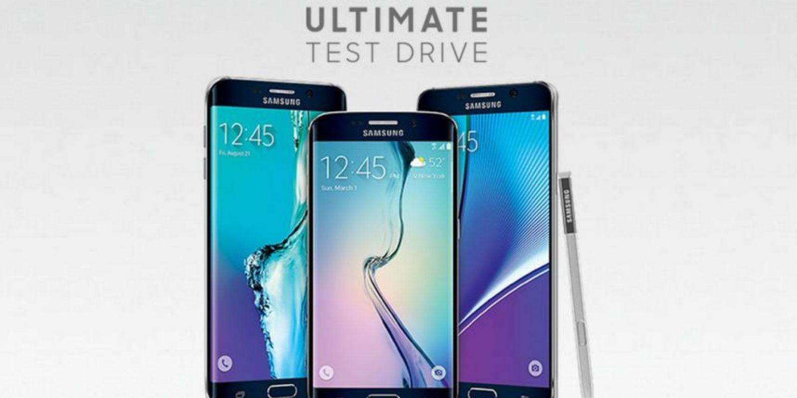 Samsung quiere conquistar a los que tienen un iPhone. Foto:Samsung