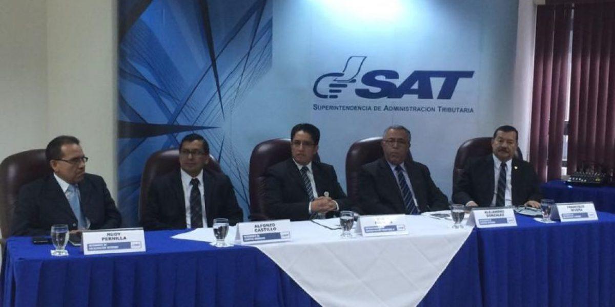 Se aplaza publicación del listado de candidatos para dirigir la SAT