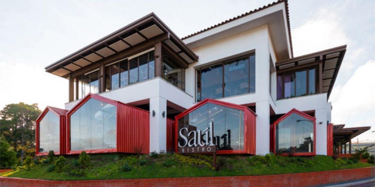 El diseño arquitectónico de Saúl Bistro puede ser el favorito del público con tu voto