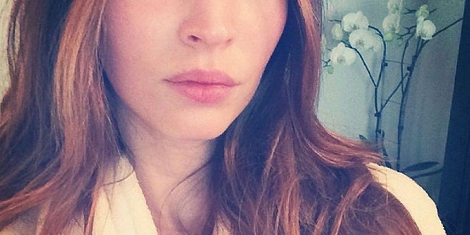 Sin maquillaje Foto:vía instagram.com/the_native_tiger