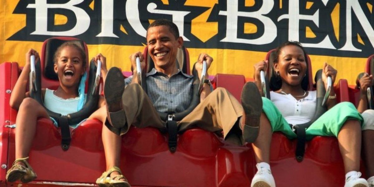 5 datos que desconocían sobre la faceta como padre de Barack Obama