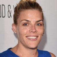 """Busy ha aparecido en series como """"Entourage"""" y """"ER"""". Actúa en """"Cougar Town"""". Tiene 2 hijas. Foto:vía Getty Images"""