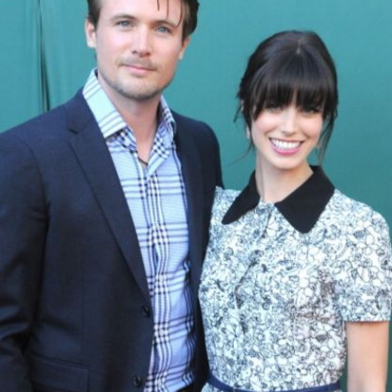 """Reardon está casado desde 2008 con la actriz Meghan Ory y sus apariciones más importantes han sido en """"Supernatural"""" y """"Tron"""". Foto:vía Getty Images"""