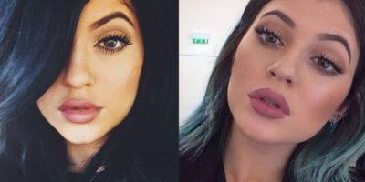 De hecho, con el maquillaje pueden conseguirlo. Foto:vía Instagram/Kylie Jenner