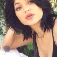 Todos quieren tener sus labios. Foto:vía Instagram/Kylie Jenner