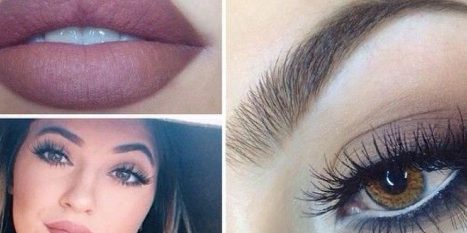 Pero no sean como los incautos que están arruinando sus labios. Foto:vía Instagram/Kylie Jenner