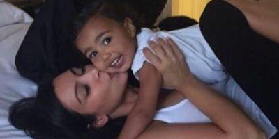 """FOTOS: 8 veces en las que Kim Kardashian ha sido """"pésima"""" madre para North West"""