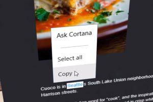 Ya que podrán preguntarle de cualquier cosa en la web Foto:Microsoft