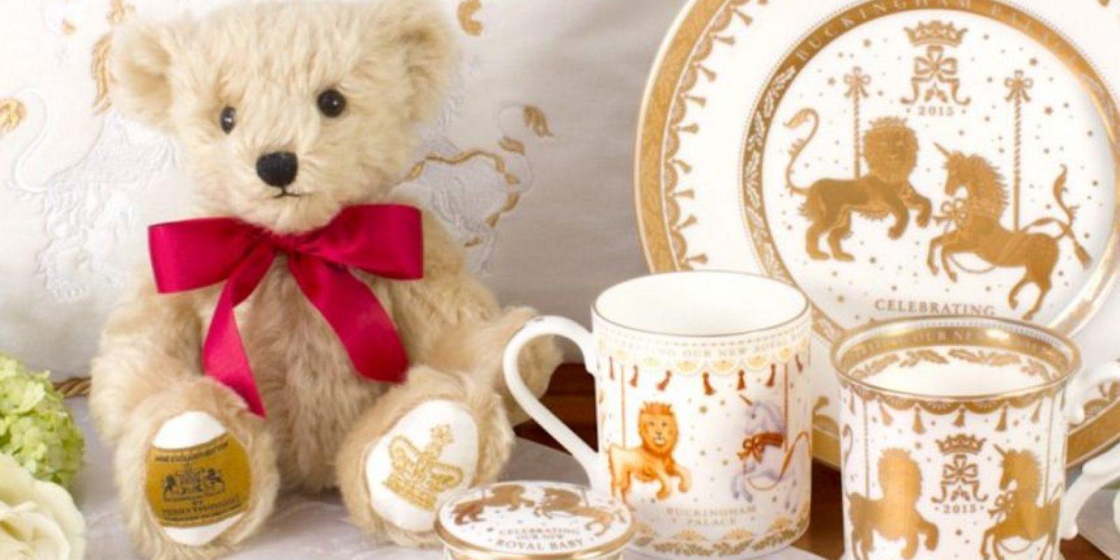 Todos los productos ya se encuentran a la venta en la página web oficial. Foto:Vía www.royalcollectionshop.co.uk