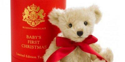 Así luce el oso de edición especial Foto:Vía www.royalcollectionshop.co.uk