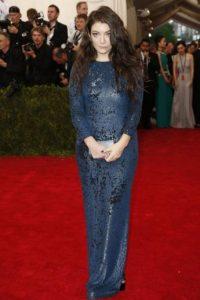 ¿En serio, Lorde? ¿Es lo mejor que puedes hacer? Foto:vía Getty Images