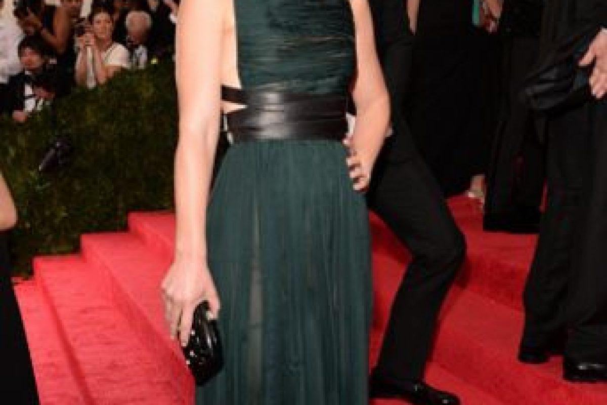 ¿Pero qué fue lo que le pasó a Claire Danes? Foto:vía Getty Images